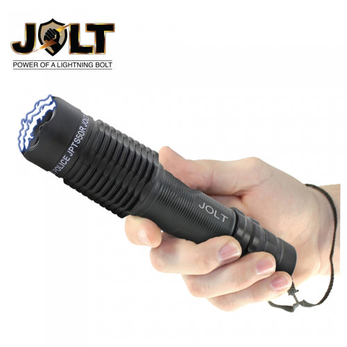 Jolt Police 50,000,000 Tactical Flashlight