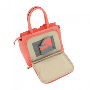 Artemis Concealed Carry Purse: Red/White
