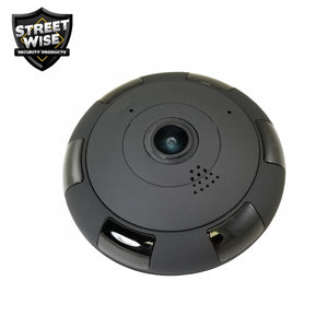 Eye In The Sky 360 Degree WiFi Camera
