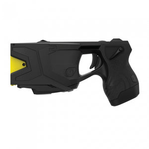 The Taser X2 is one of the less-lethal conducted electrical weapon (CEW) models that is used by law enforcement agencies
