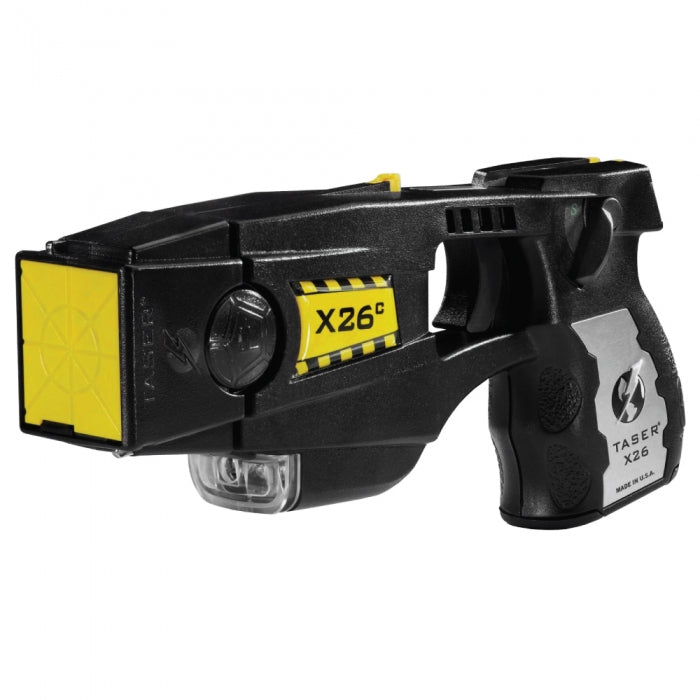 TASER X26C is well known as being the same TASER Gun that the police carry
