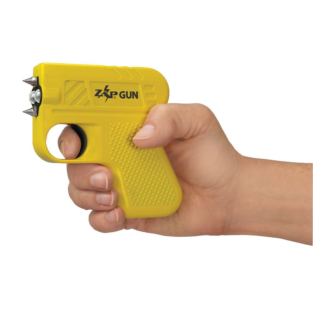 The Zap Gun Stun Gun / Flashlight
