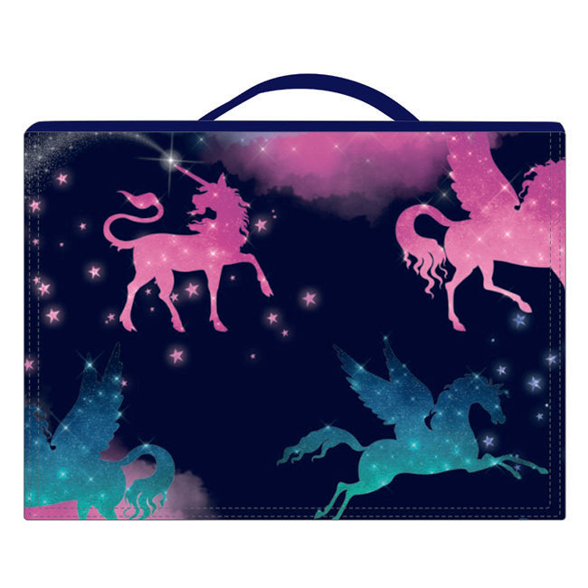 Book Bag - Sparkly Unicorn