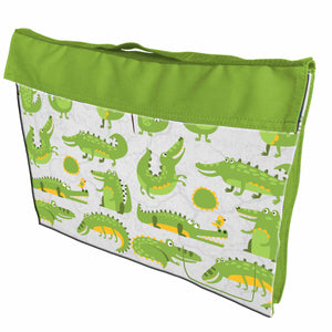 Book Bag - Crocodiles