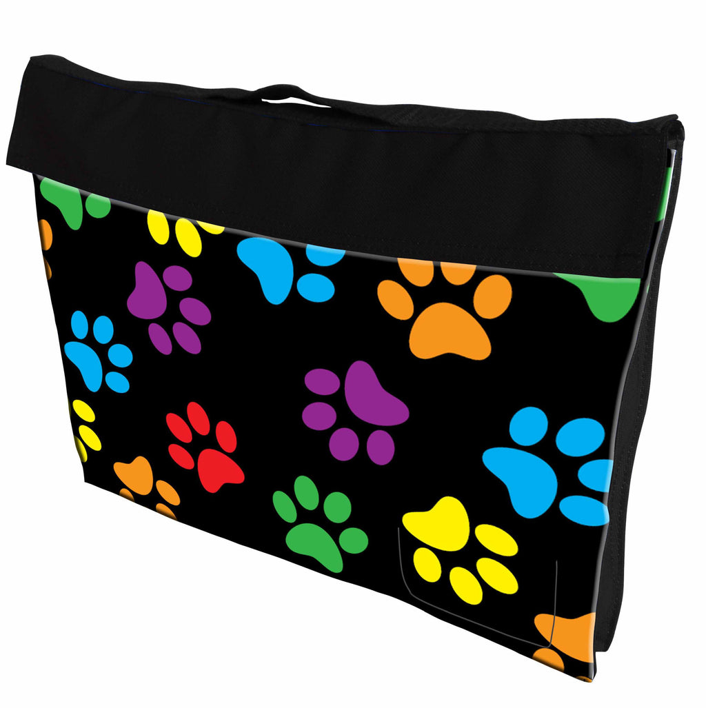 Book Bag - Paw Prints
