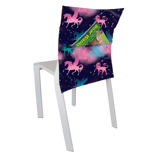 Chair Bag - Sparkly Unicorn
