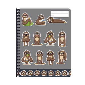 Display Folder - Sloth