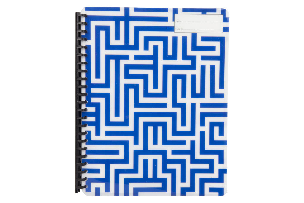 Display Folder - Maze