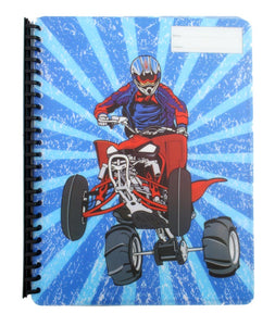 Display Folder - Quad Bike