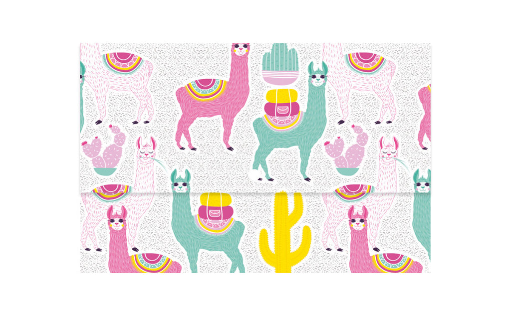 Document Wallet - Drama Llama