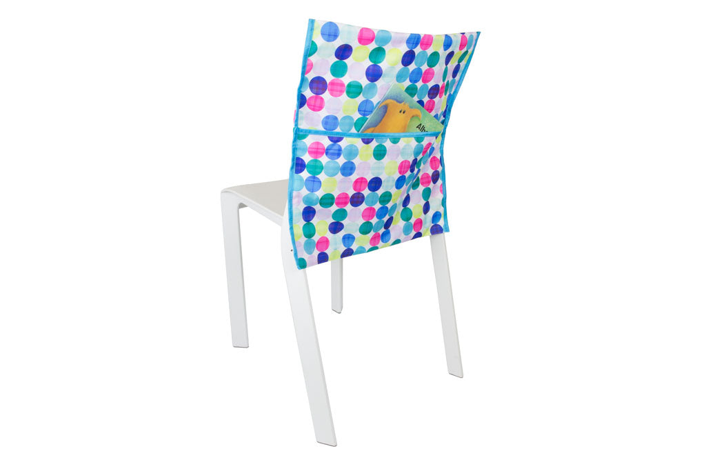 Chair Bag -Spots ***SOLD OUT