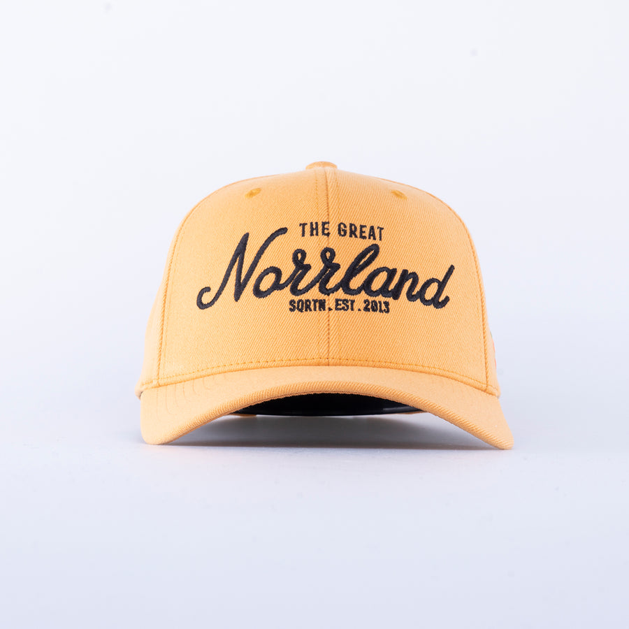 GREAT NORRLAND 120 KEPS - MUSTARD