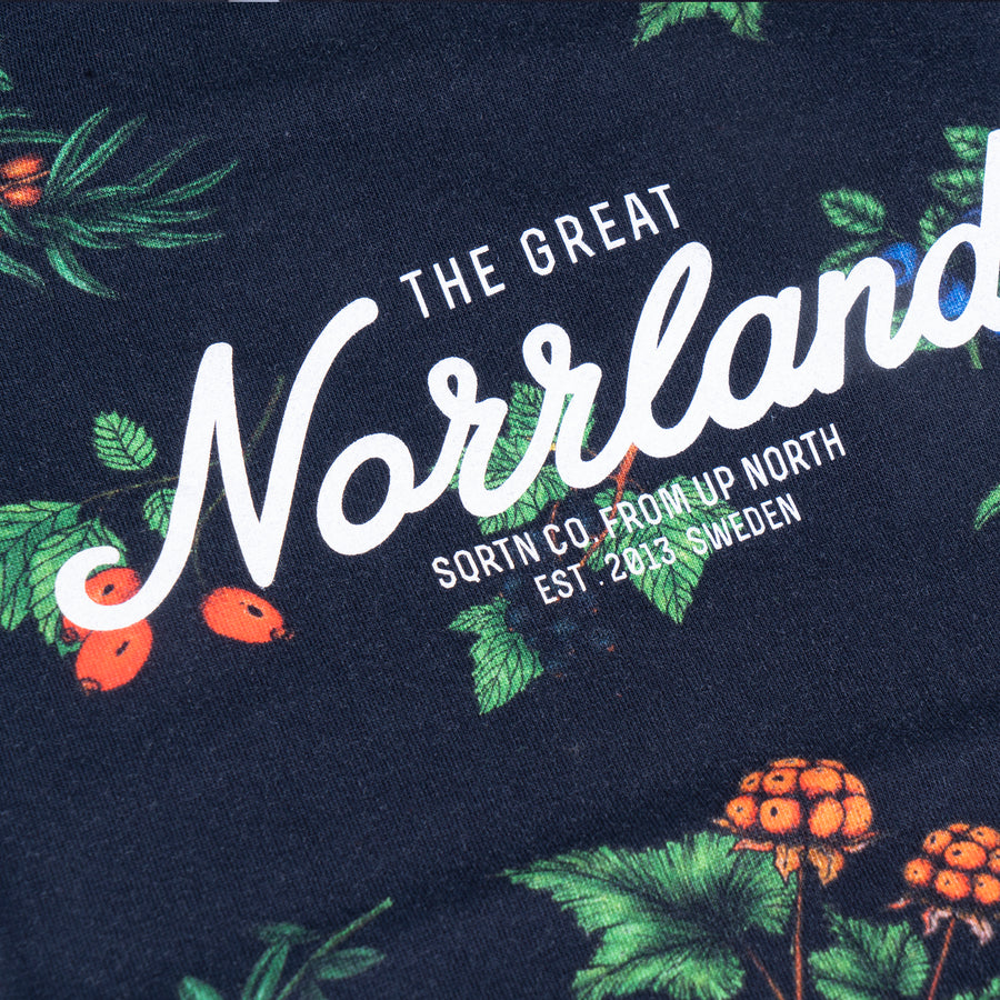 GREAT NORRLAND BODY - BERRY BLACK