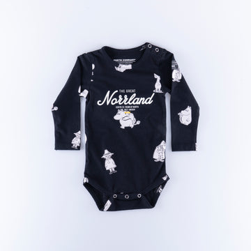 GREAT NORRLAND BODY - MUMIN BLACK