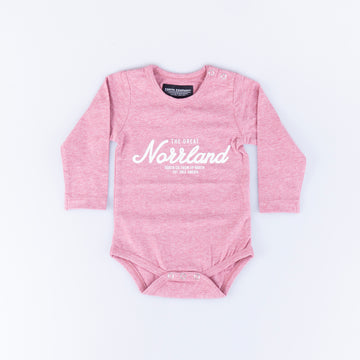 GREAT NORRLAND BODY - PINK