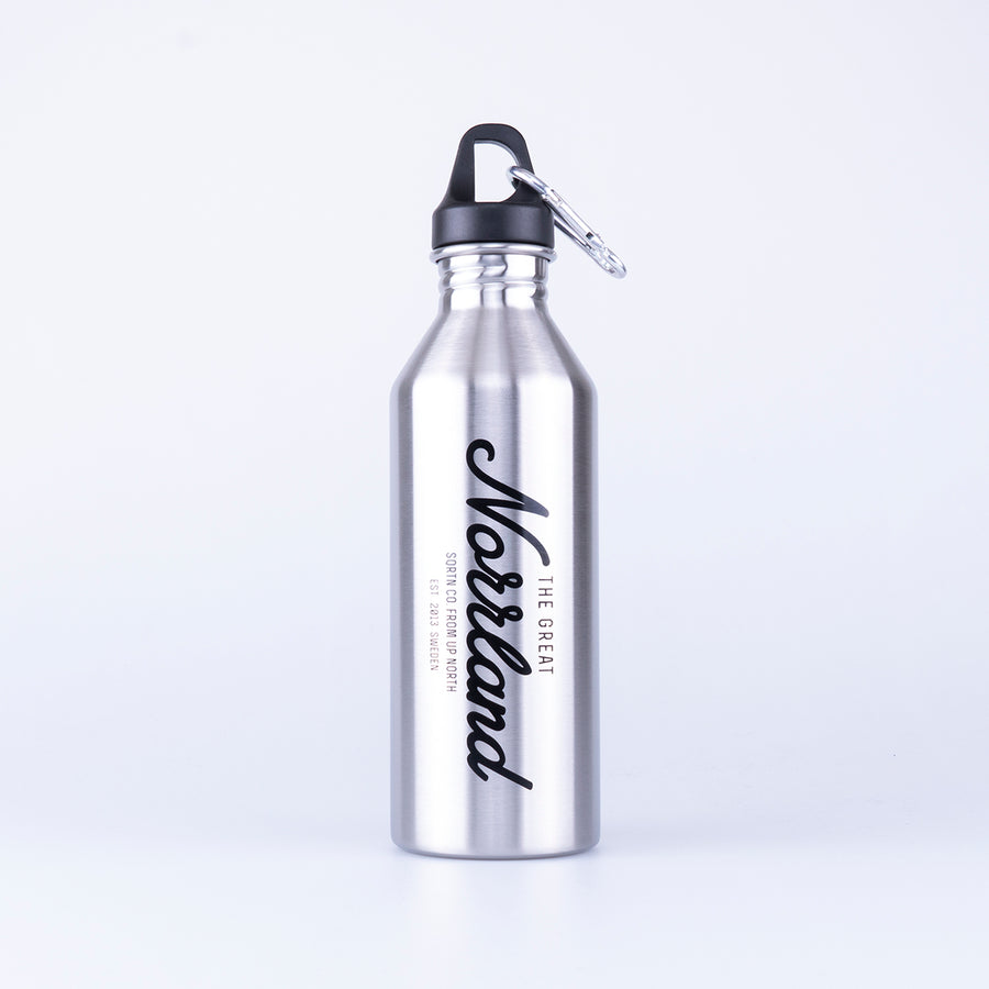 GREAT NORRLAND FLASKA - STAINLESS 800ML
