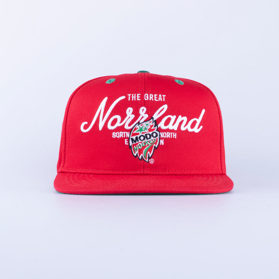 GREAT NORRLAND KEPS - MODO RED