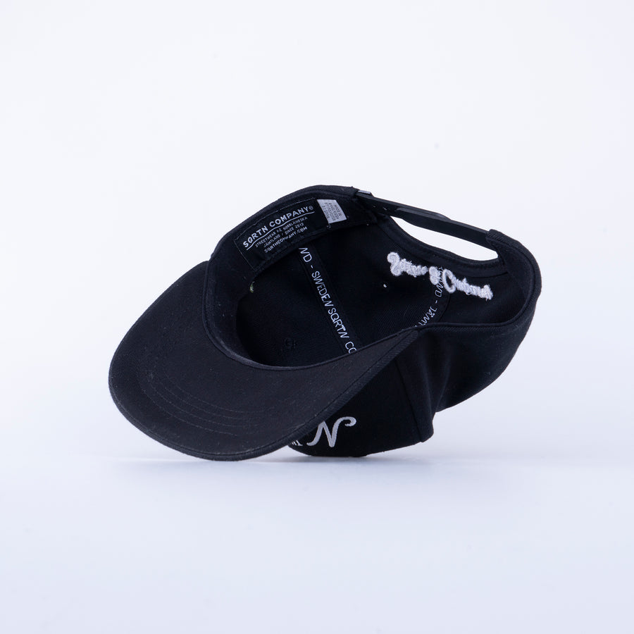GREAT NORRLAND KIDS KEPS - BLACK