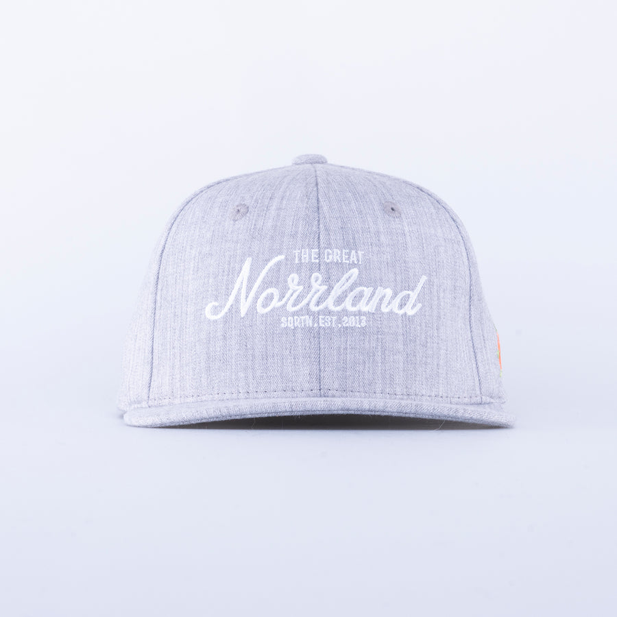 GREAT NORRLAND KIDS KEPS - GREY