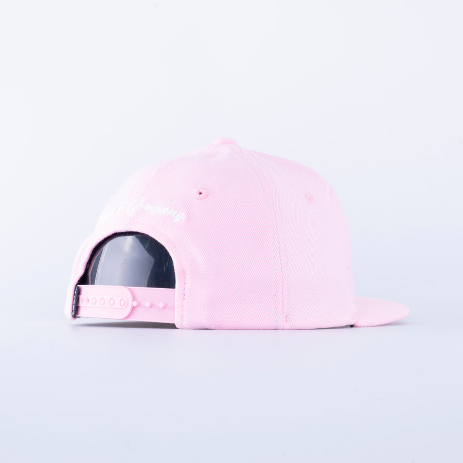 GREAT NORRLAND KIDS KEPS - PINK