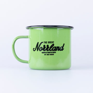 GREAT NORRLAND MUGG - GREEN