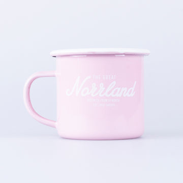 GREAT NORRLAND MUGG - PINK