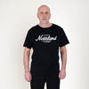 GREAT NORRLAND T-SHIRT - BLACK