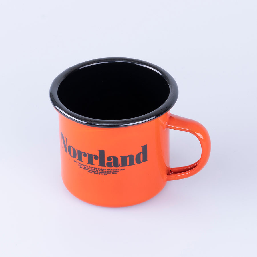 LANDSCAPE MUGG - ORANGE