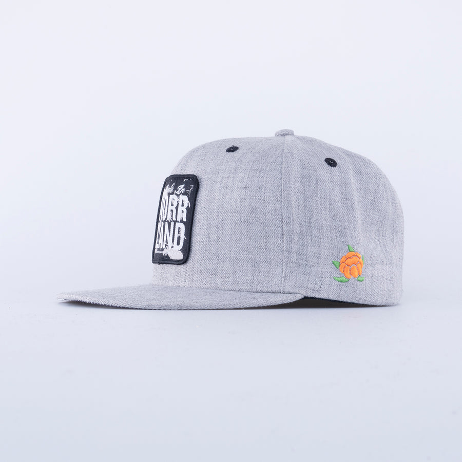 MADE IN PATCH KEPS - GREY
