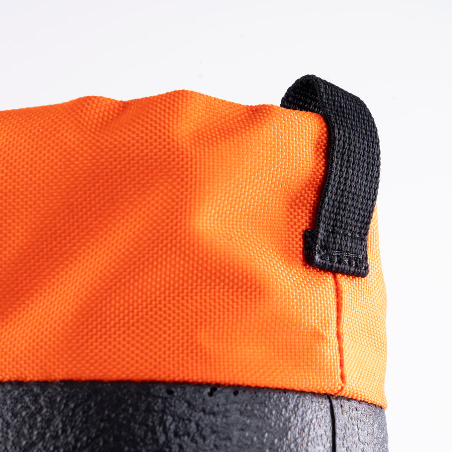 TGN PREMIUM POLYVER HIGH - BLACK / ORANGE