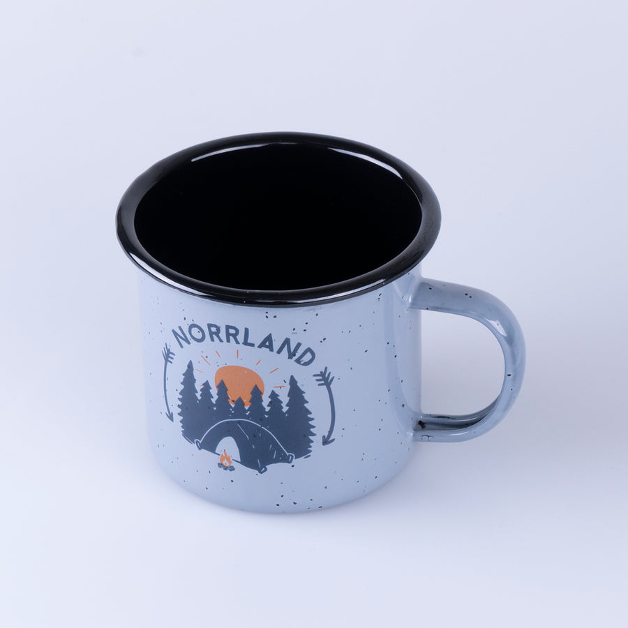SUNRISE MUGG - LIGHT GREY