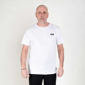 TGN PATCH T-SHIRT - WHITE