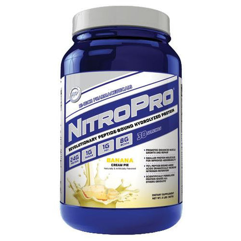 Image of NitroPro® Hydrolyzed Protien