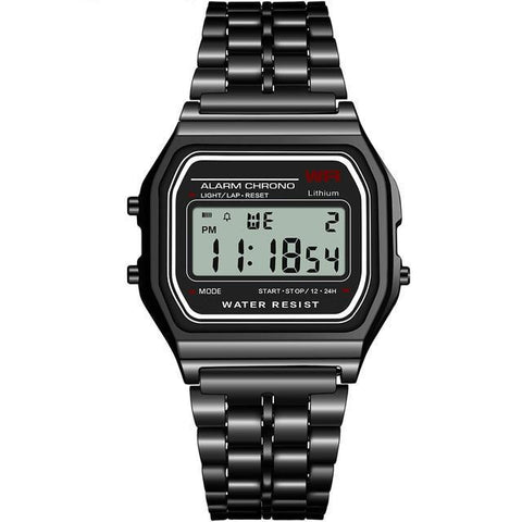 Classic Digital Chrono