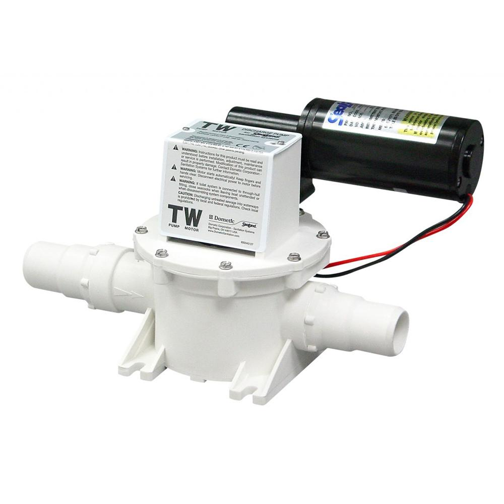 Dometic SeaLand  T Series Waste Discharge Pump - 12V