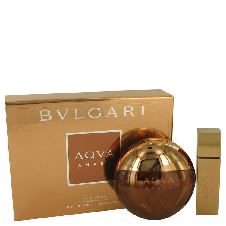 Bvlgari Aqua Amara by Bvlgari Gift Set -- for Men