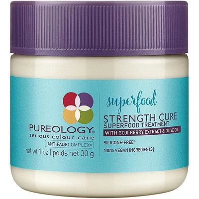 Pureology Strength Cure Superfood Treatment Travel Petite - Omaet The Salon
