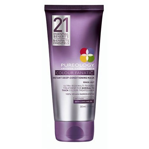 Pureology Colour Fanatic Instant Deep Conditioning Mask Travel Petite - Omaet The Salon