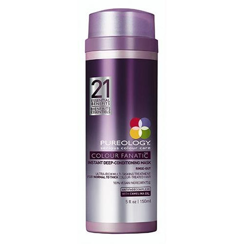 Pureology Colour Fanatic Instant Deep Conditioning Mask - Omaet The Salon