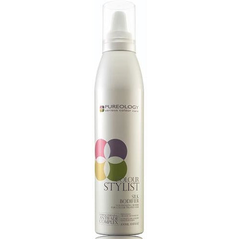 Pureology Colour Stylist Silk Bodifier Volumizing Mousse - Omaet The Salon