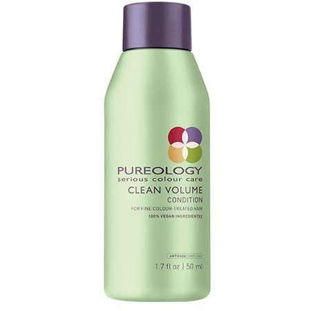 Pureology Clean Volume Conditioner Travel Petite - Omaet The Salon