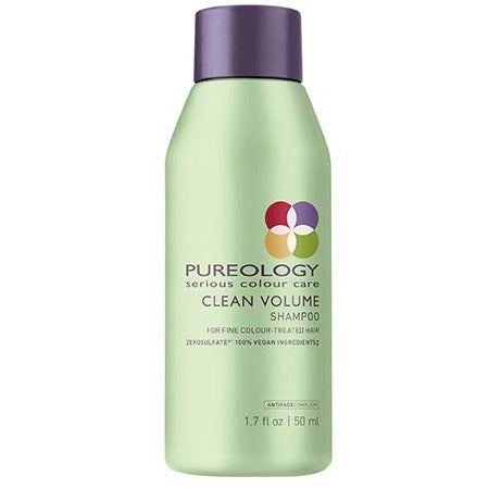 Pureology Clean Volume Shampoo Travel Petite - Omaet The Salon