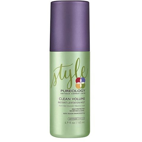Pureology Clean Volume Instant Levitation Mist - Omaet The Salon