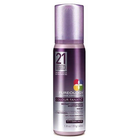 Pureology Colour Fanatic Instant Conditioning Whipped Cream Travel Petite - Omaet The Salon
