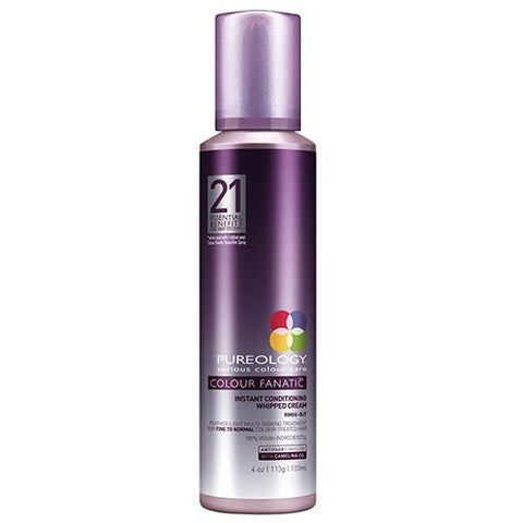 Pureology Colour Fanatic Instant Conditioning Whipped Cream - Omaet The Salon