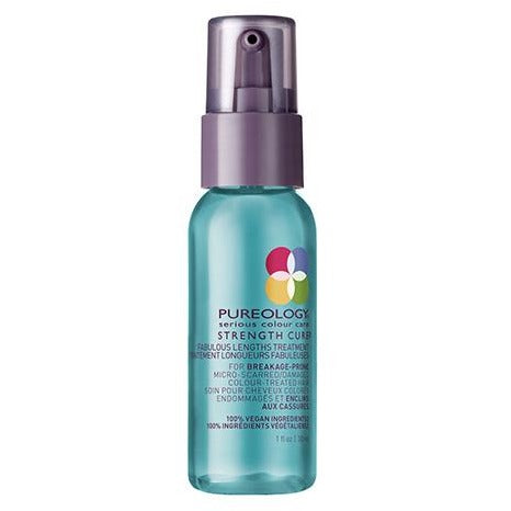Pureology Strength Cure Fabulous Lengths Travel Petite - Omaet The Salon