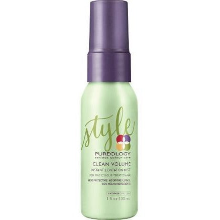 Pureology Clean Volume Instant Levitation Mist Travel Petite - Omaet The Salon