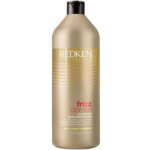 Redken Frizz Dismiss Conditioner Liter - Omaet The Salon