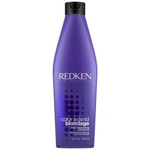 Redken Color Extend Blondage Shampoo - Omaet The Salon
