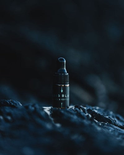 Oasis Black - Subscribe for a Free Elixir Sample
